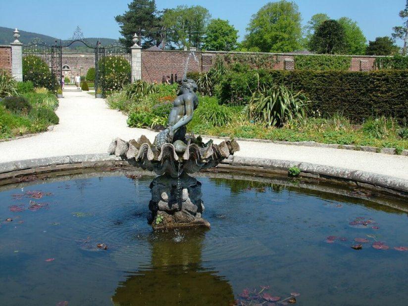 The Walled Garden - Powerscourt - Ireland