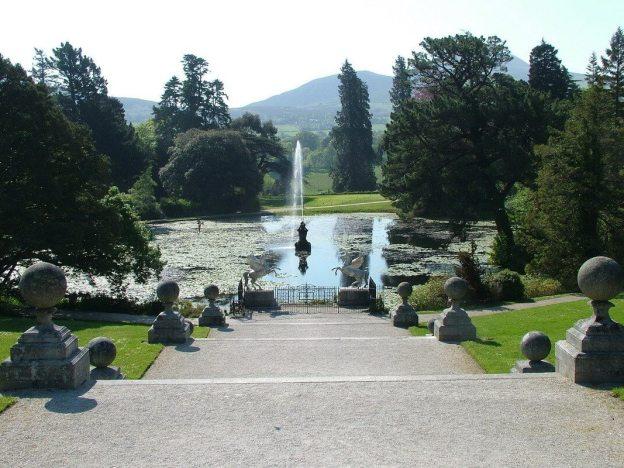 Triton Lake - Powerscourt - Ireland
