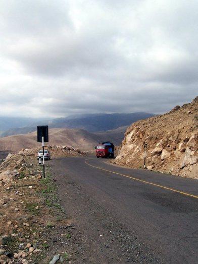 Highway 26 Peru