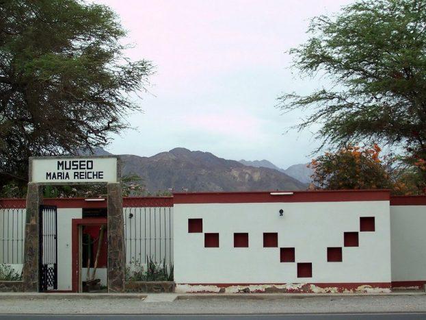 Maria Reiche museum near Nazca in Peru, South America