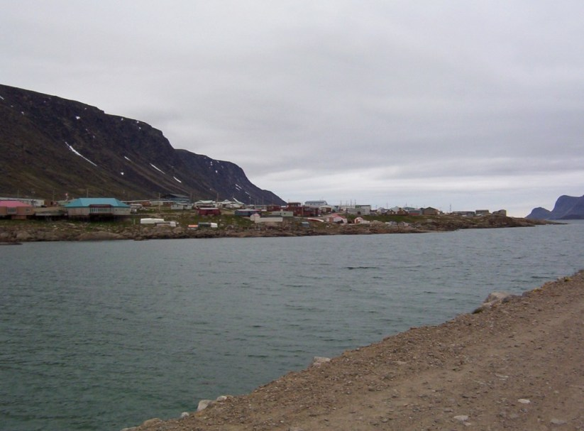 pangnirtung - Baffin Island - nunavut