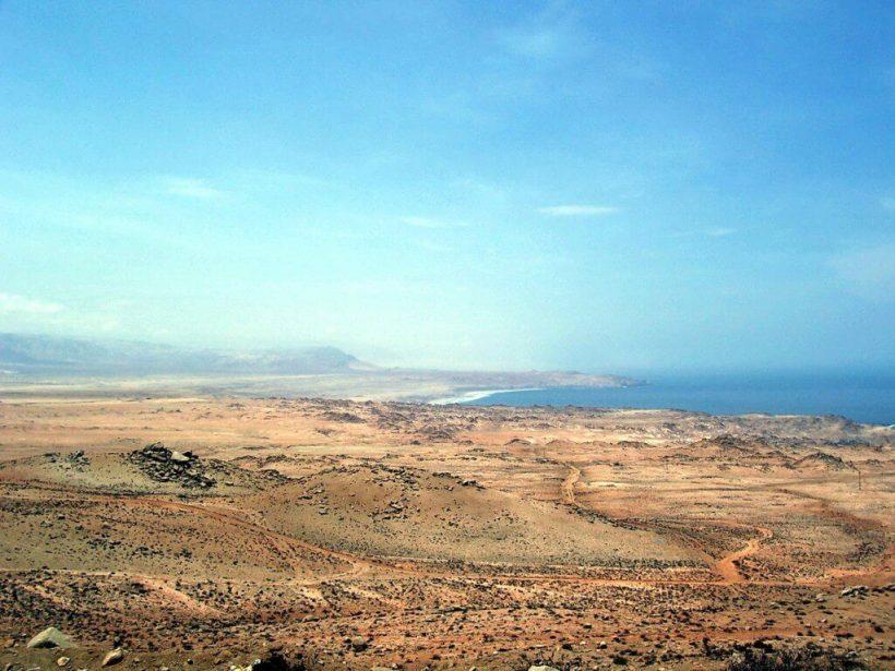 desert south of nazca - peru - frame to frame