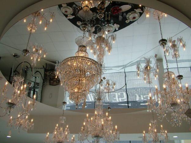 waterford crystal chandeliers - house of waterford crystal - ireland