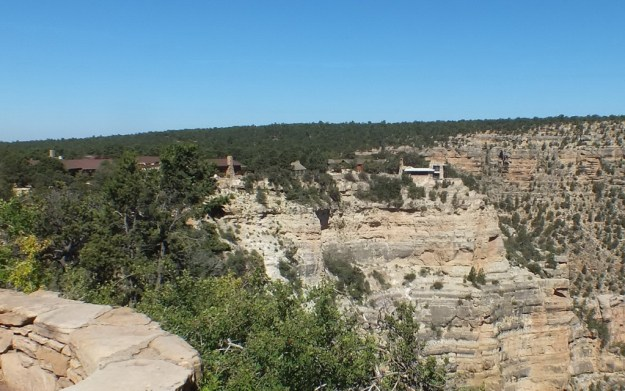 kolb studio on the south rim - grand canyon national park