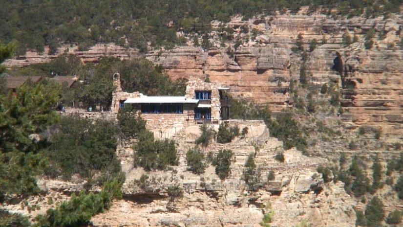 lookout studio - south rim- grand canyon national park