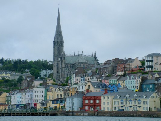 cobh, county cork , ireland
