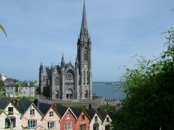 st colman cathedral, cobh, county cork, ireland
