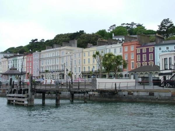 white star line wharf, titanic, cobh, ireland