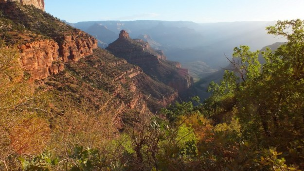 grand canyon - south rim - sunrise