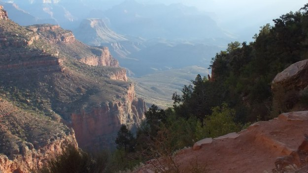 sunrise over bright angel trail 6bb