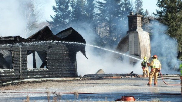 timber trail fire, oxtongue lake 6
