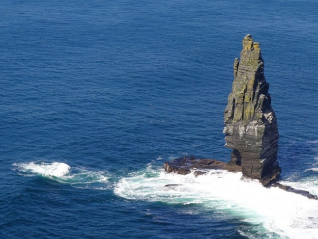 Branaunmore at Cliffs of Moher 2