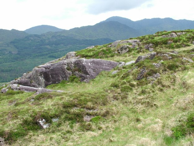 caha mountains, ireland 2