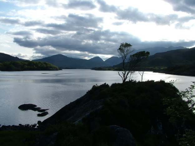 dusk upper lake, killarney national park, ireland 23