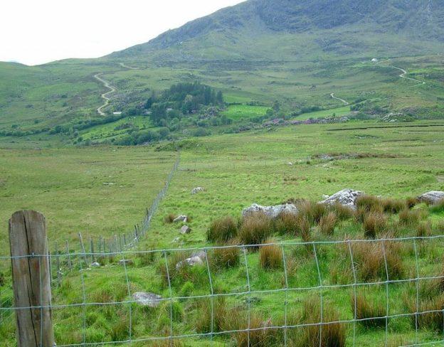 roadway snakes through caha mountains 16