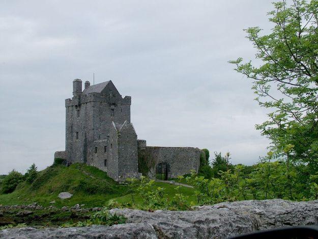dunguaire castle the burren - ireland 2