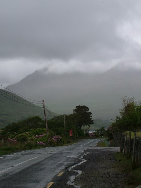 connemara countryside - ireland 2