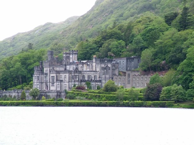 kylemore abbey_County Galway_Ireland