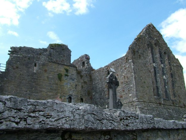 An image of the ruins of the Royal Augustinian Abbey of Cong, County Mayo, Ireland. Photography by Frame To Frame - Bob and Jean.