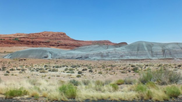 painted desert - hwy 89 - arizona 2