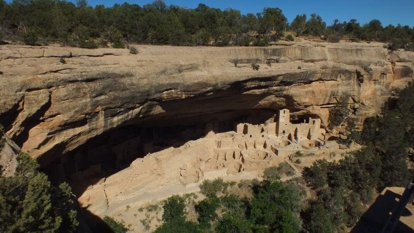 cliff palace at mesa verde national park - colorado 3