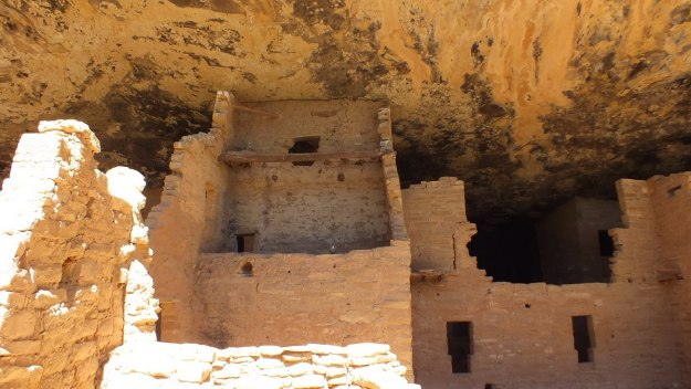 spruce tree house at mesa verde national park - colorado 10