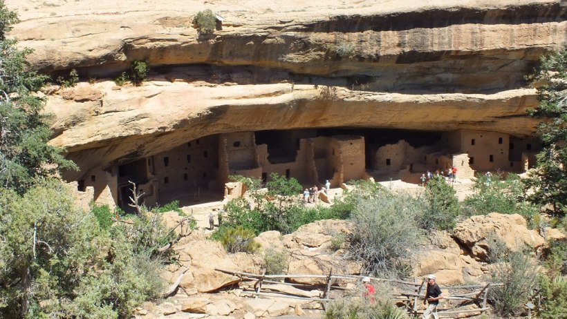 spruce tree house at mesa verde national park - colorado 3