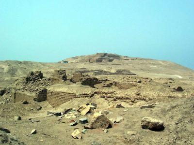 temple of pachamac ruins_peru