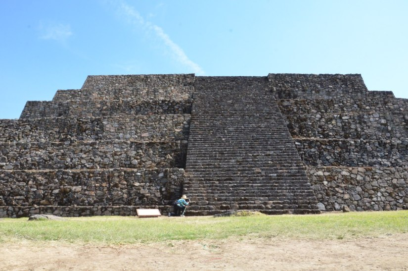 pyramids of san felipe de los alzati zitacuaro mexico photo 33