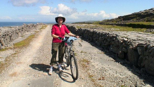 bike ride on inishmore island, ireland, pic 13