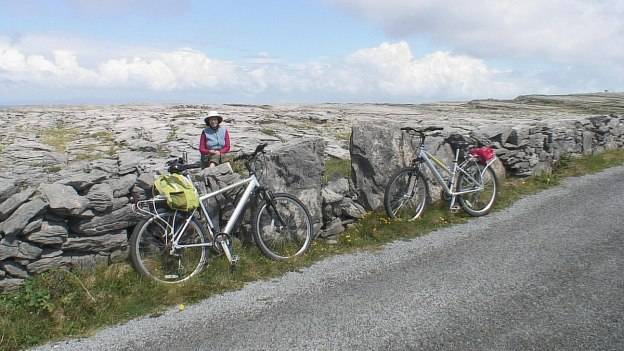 bike ride on inishmore island, ireland, pic 2
