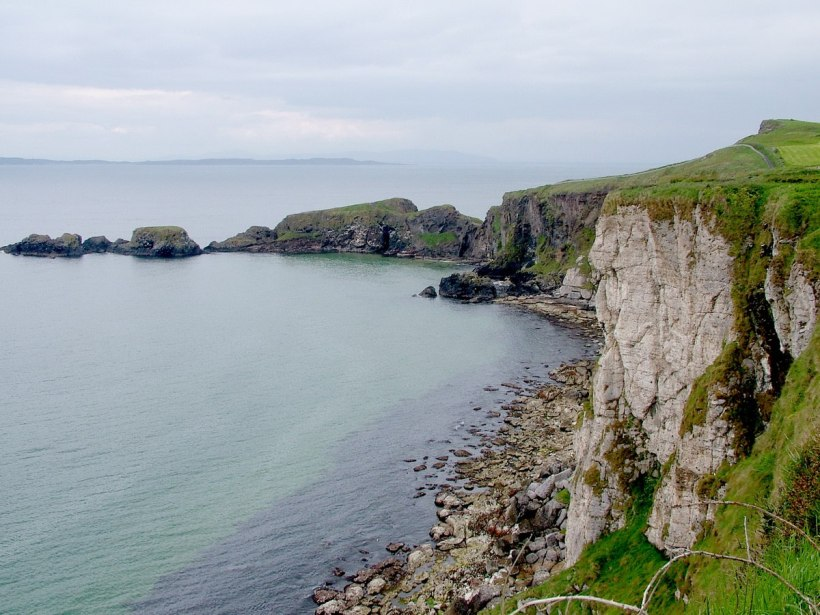 An image of Carrick-a-Rede near Ballintoy in County Antrim, Northern Ireland. Photography by Frame To Frame - Bob and Jean.