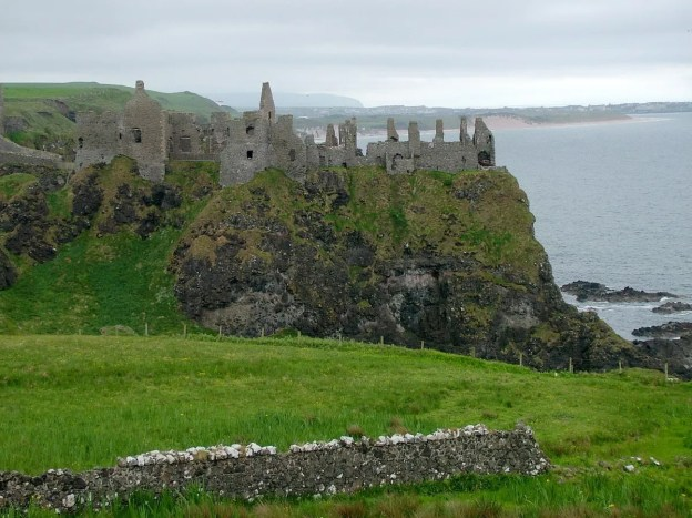 An image of Dunluce Castle in County Antrim, Northern Ireland. Photography by Frame To Frame - bob and jean