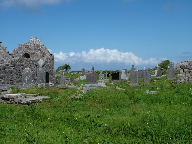the seven churches ruins, inishmore island, ireland pic 10