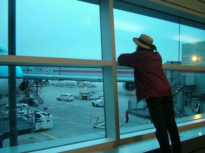 toronto international airport, flight to south africa