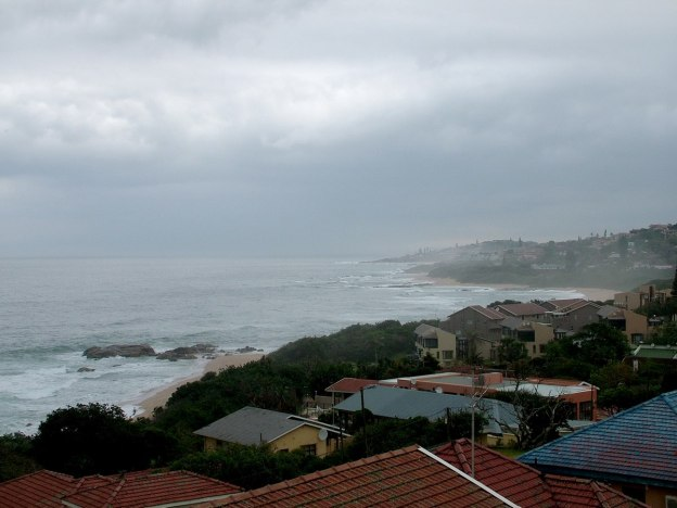 village of ramsgate, indian ocean, south africa