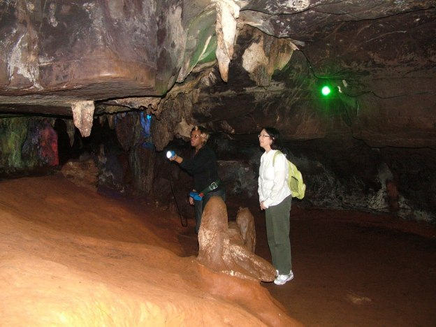 Chudwala Caves, south africa