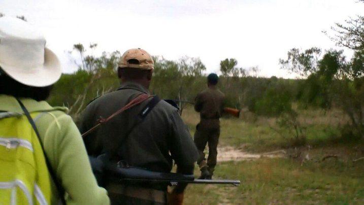 armed safari, kruger national park, south africa, pic 15