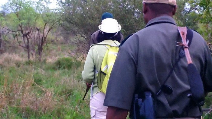 armed safari, kruger national park, south africa, pic 2