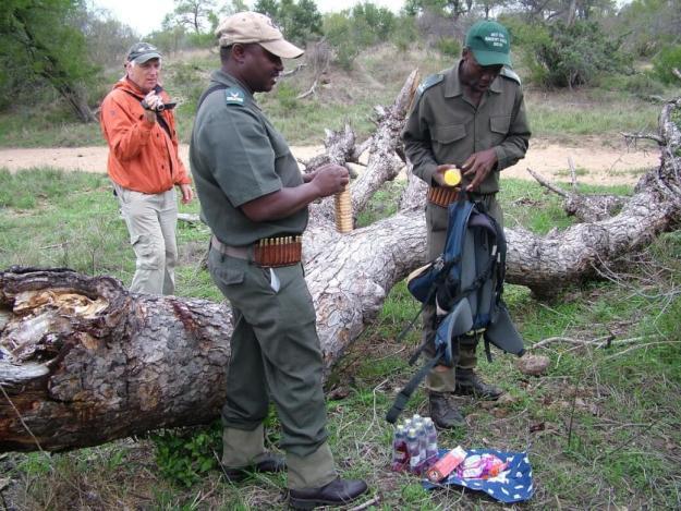 armed safari, kruger national park, south africa, pic 8