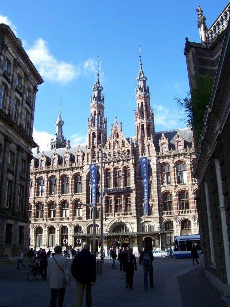 magna plaza, amsterdam, the netherlands