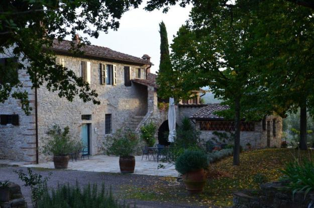 Stone cottage at Il Colombaio di Cencio, Tuscany
