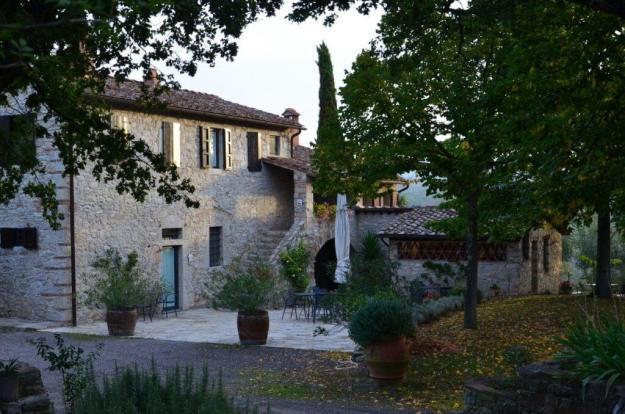 Stone cottage at Il Colombaio di Cencio, Tuscany