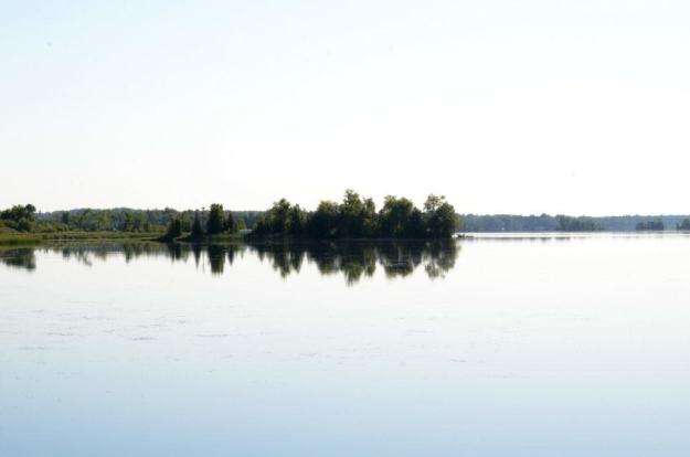 lake near carden alvar