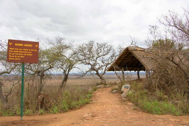 nkumbe lookout, kruger national park, south africa