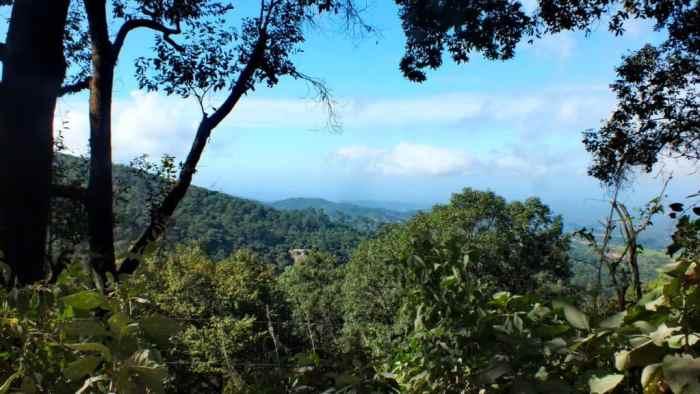 a mountainview near Tepic, Mexico