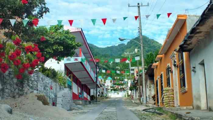 Image of La Bajada, Mexico.