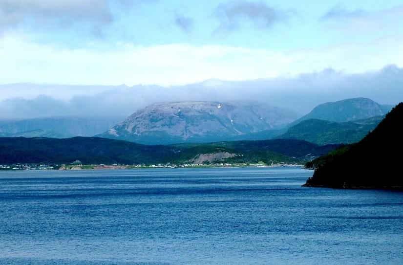 gros morne mountain, newfoundland, canada