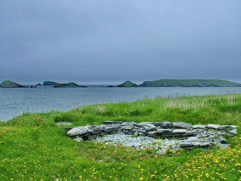 islands off the pool, the harbour, ferryland, newfoundland and labrador