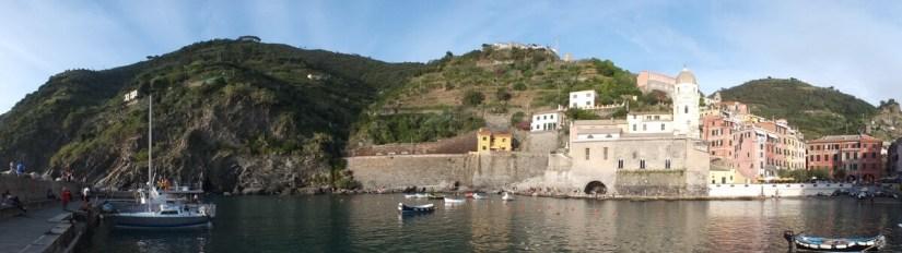 harbour, vernazza, cinque terre, italy